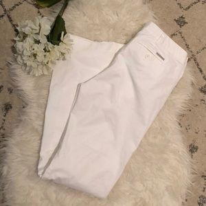 🌷 Michael Kors white pants